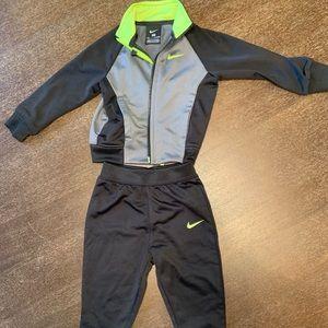 Boys Nike Sweatsuit